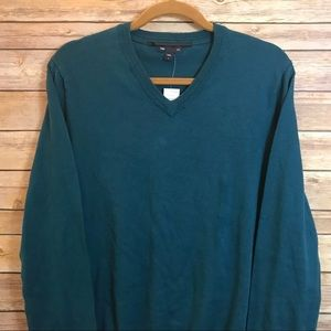 GAP NWT V-Neck Pullover Sweater 100% Cotton 🍁